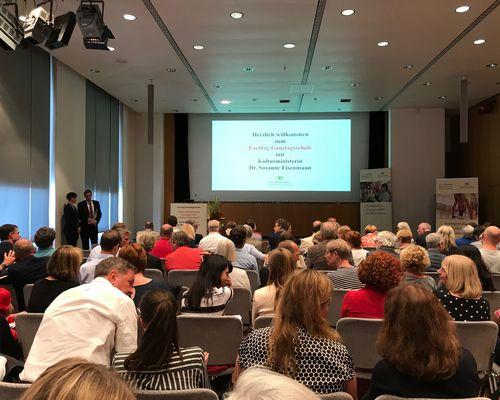 Albert-Schweitzer-Schule präsentiert ONLINE-GANZTAGSSCHULE.DE auf dem Fachtag Ganztagsschule