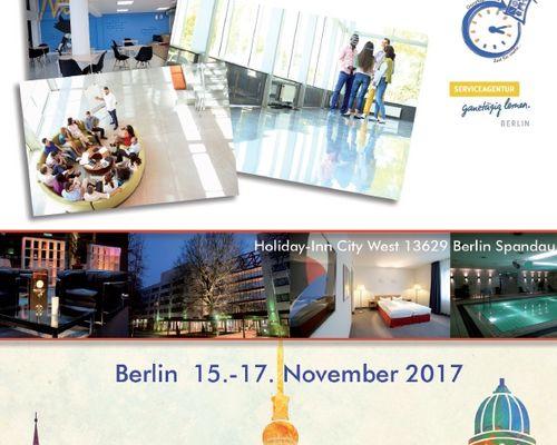 Tricept präsentiert Verwaltungssoftware beim Ganztagsschulkongress in Berlin