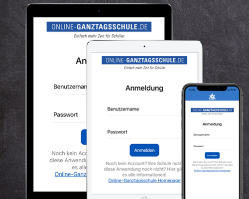 Die neue Online-Ganztagsschule-App steht in den Startlöchern